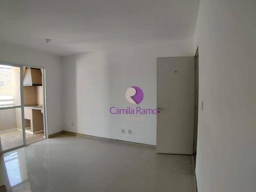 apartamento com 2 dormitórios à venda - caxangá - suzano/sp - ap0717
