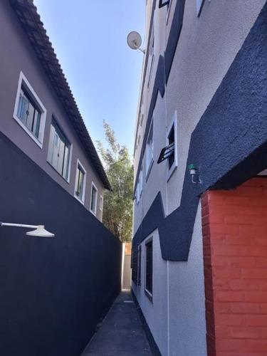 apartamento com 2 dormitórios à venda - centro - são pedro da aldeia/rj - ap0641