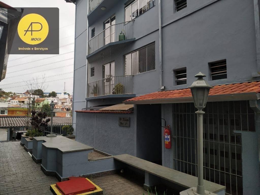 apartamento com 2 dormitórios à venda com 69 m² de área útil no alto ipiranga - mogi das cruzes/sp - ap0191