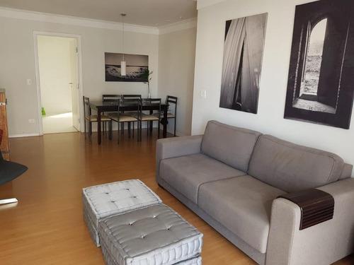apartamento com 2 dormitórios à venda e locação, 107 m² . - ap60006