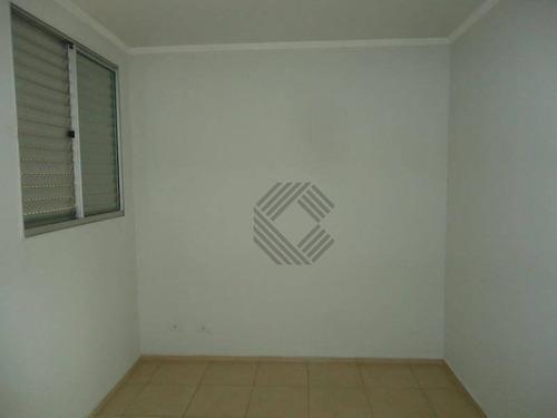 apartamento com 2 dormitórios à venda e locação, 53 m² - jardim ipanema - sorocaba/sp - ap0622