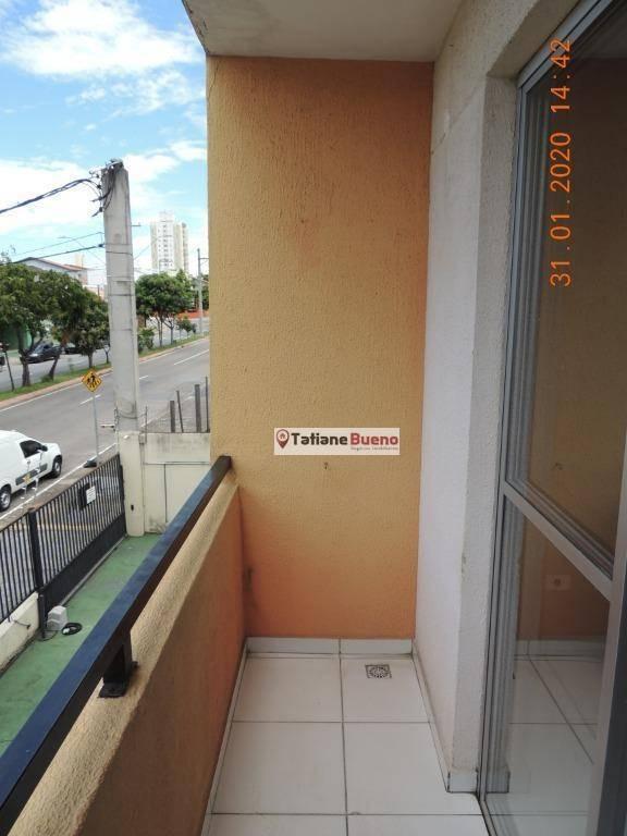 apartamento com 2 dormitórios à venda e locação zona sul, cidade morumbi - são josé dos campos/sp - ap0276