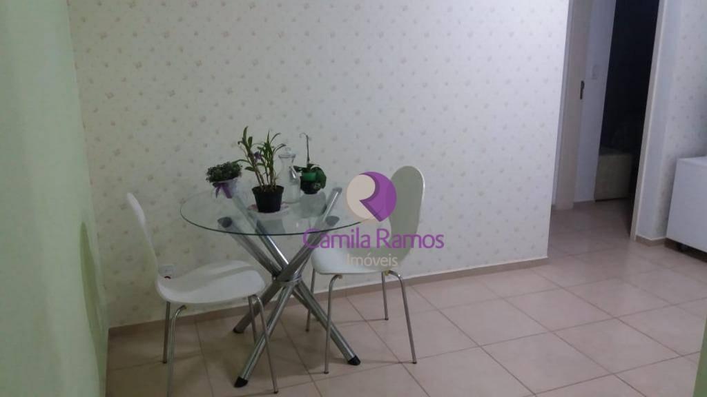 apartamento com 2 dormitórios à venda - jardim são luís - suzano - ap0648