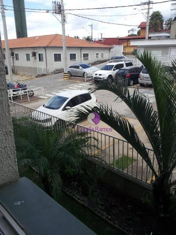 apartamento com 2 dormitórios à venda - jardim são luís - suzano - ap0763