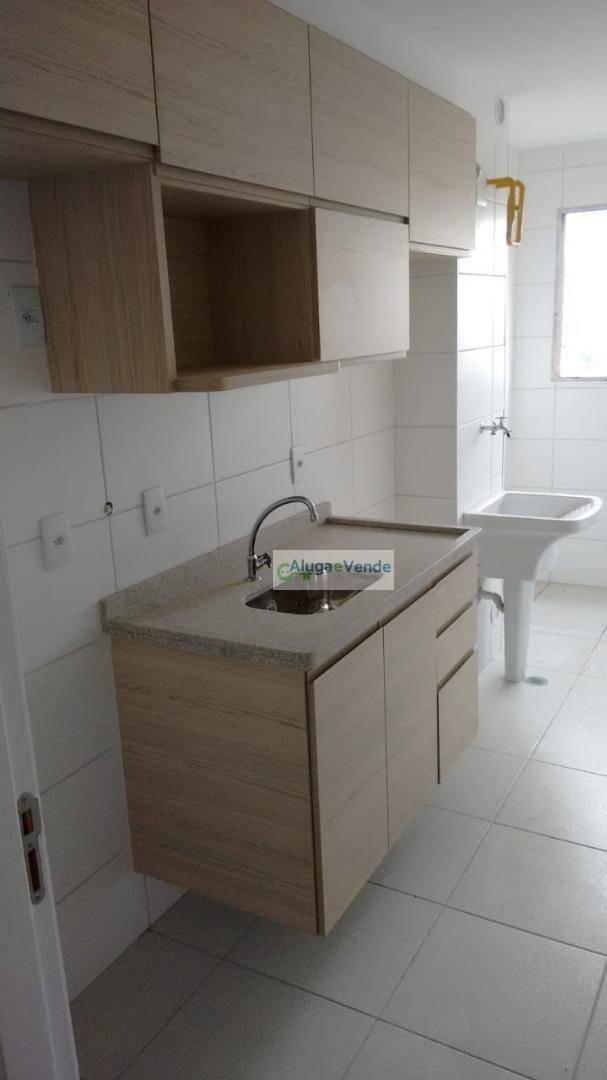 apartamento com 2 dormitórios à venda, no spazio michelangelo,  51 m² por r$ 260.000 - vila augusta - guarulhos/sp - ap0169