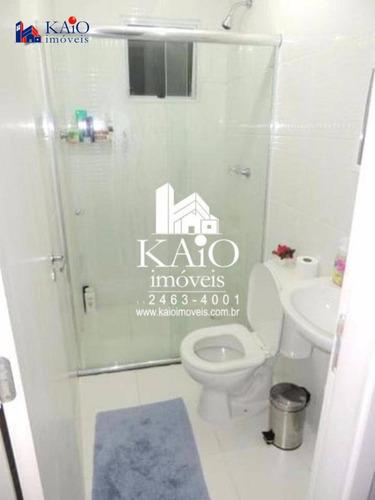 apartamento com 2 dormitórios à venda, por r$ 250.000