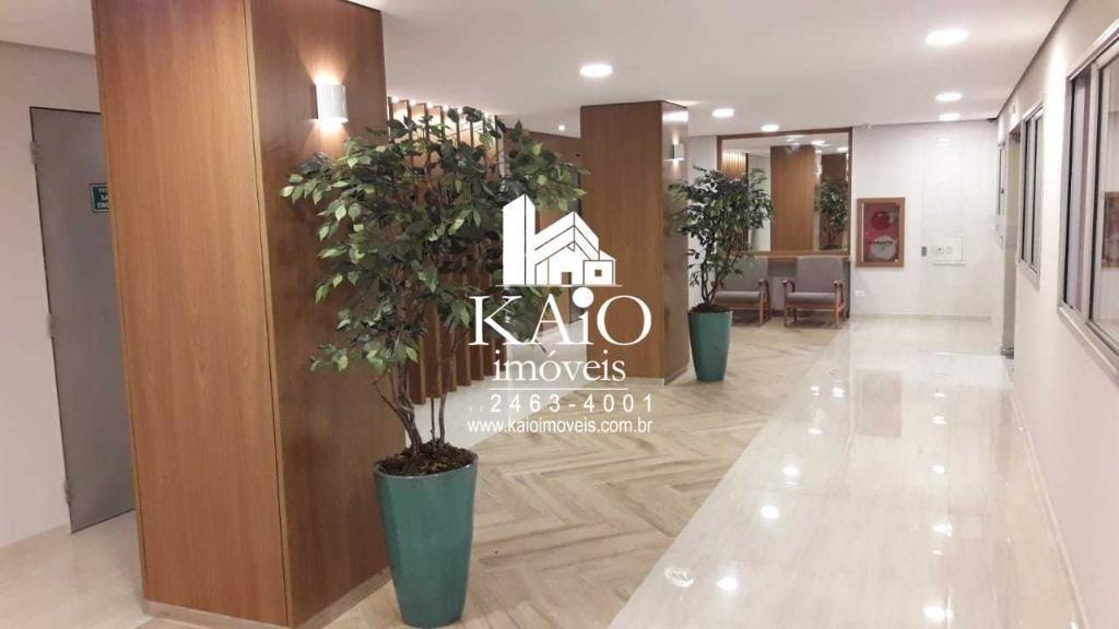 apartamento com 2 dormitórios à venda por r$ 298.000 - vila augusta - guarulhos/sp - ap1138