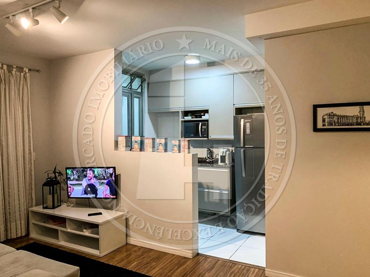 apartamento com 2 dormitórios à venda por r$ 315.000 - picanço - guarulhos/sp - ap0063
