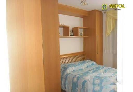 apartamento com 2 dormitórios à venda por r$ 320.000 - vila formosa - são paulo/sp - ap0484