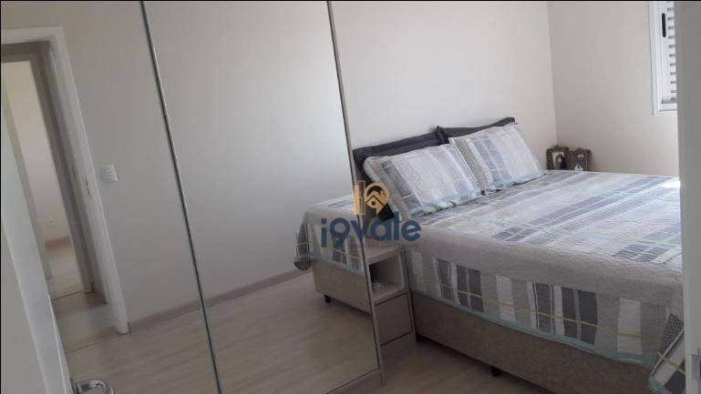 apartamento com 2 dormitórios à venda por r$ 375.000 - jardim sul - são josé dos campos/sp - ap1812