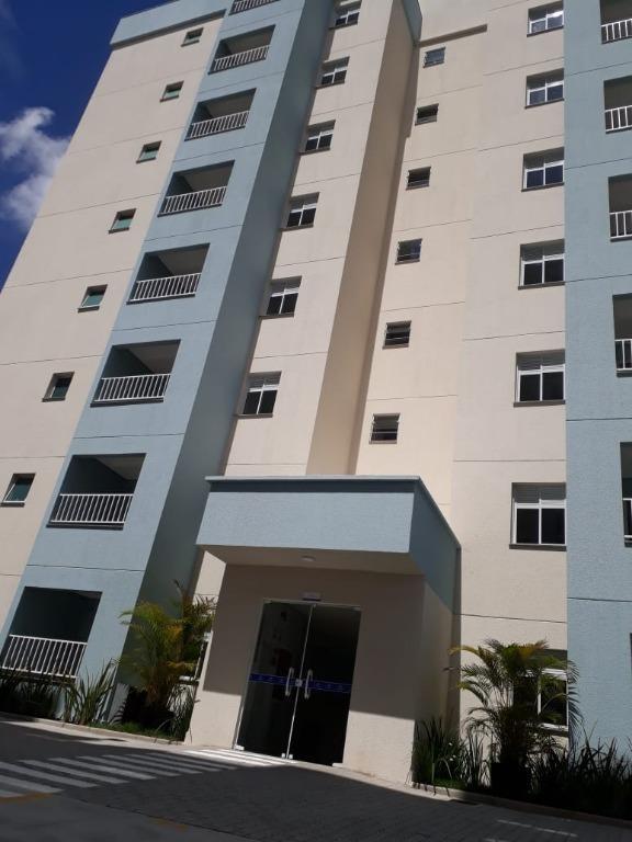 apartamento com 2 dormitórios(1 suíte) à venda, 61 m² por r$ 215.000 - jardim leocádia - sorocaba/sp - ap0275