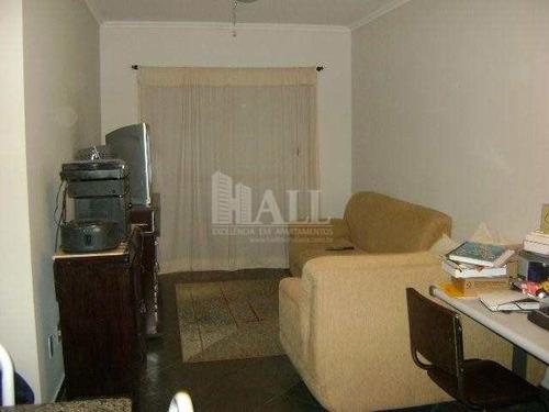 apartamento com 2 dorms, 1 suíte, 1 vg, são josé do rio preto - v1046