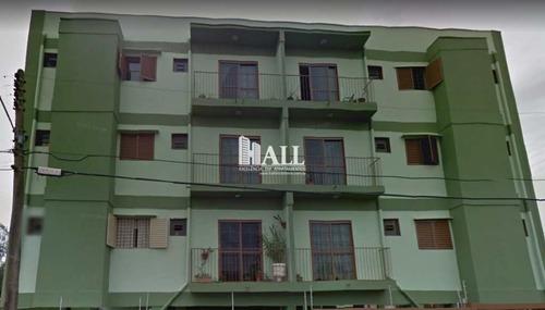 apartamento com 2 dorms, 1 suíte, 2 vg, são josé do rio preto - v1060