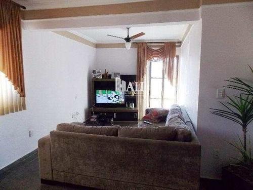 apartamento com 2 dorms, 1 suíte, 2 vg, são josé do rio preto - v1247