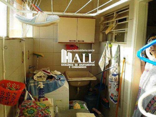 apartamento com 2 dorms, 1 suíte, são josé do rio preto - v154