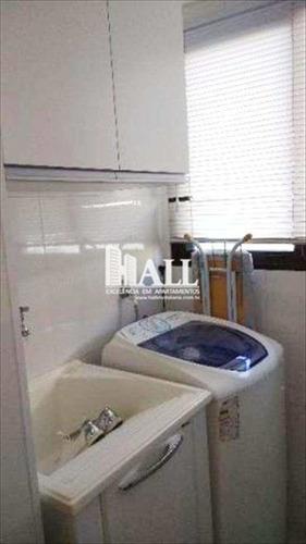 apartamento com 2 dorms, 1 vg, são josé do rio preto - v1657