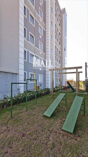 apartamento com 2 dorms, 1 wc, 1 vg, são josé do rio preto - v65