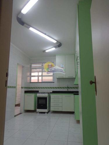 apartamento com 2 dorms, aparecida, santos, 86m² - codigo: 3574 - a3574