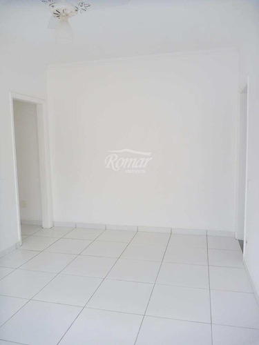 apartamento com 2 dorms, aparecida, santos, cod: 532 - a532