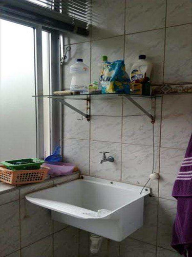 apartamento com 2 dorms, aparecida, santos - r$ 370 mil, cod: 8924 - a8924