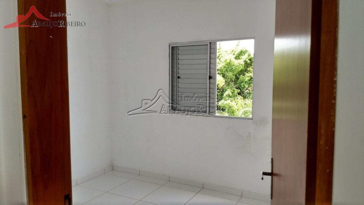 apartamento com 2 dorms, areão, taubaté - a4190