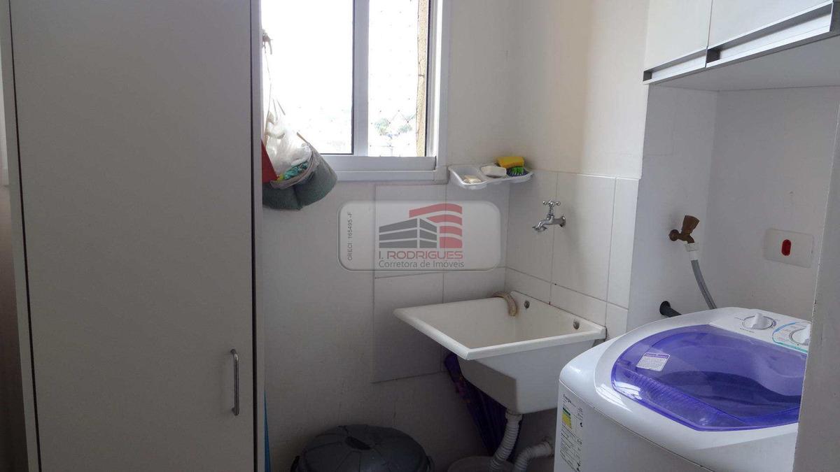 apartamento com 2 dorms, assunção, são bernardo do campo - r$ 330 mil, cod: 159 - v159