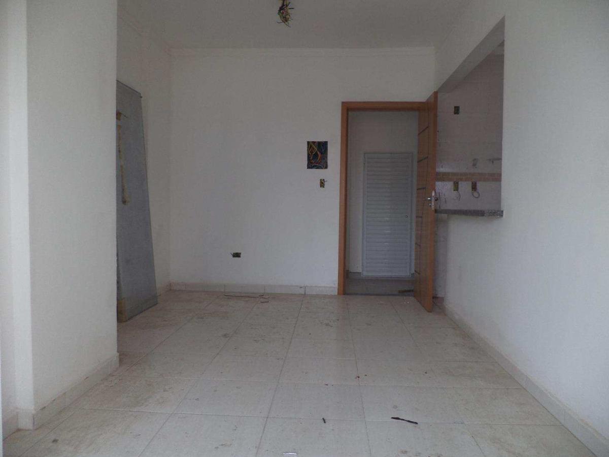 apartamento com 2 dorms, aviação, praia grande - r$ 270.000,00, 62m² - codigo: 413366 - v413366