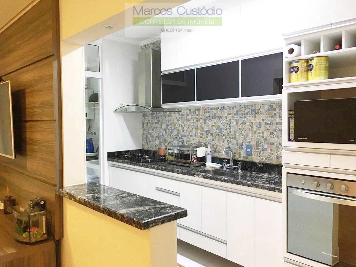 apartamento com 2 dorms, barcelona, são caetano do sul - r$ 430 mil, cod: 1211 - v1211