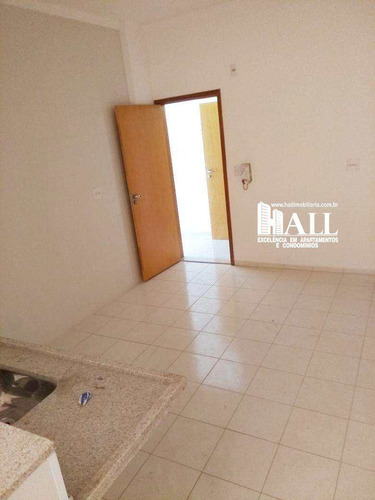 apartamento com 2 dorms, bom jardim, são josé do rio preto - r$ 380.000,00, 90m² - codigo: 542 - v542