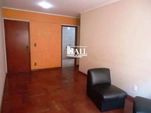 apartamento com 2 dorms, bosque da felicidade, são josé do rio preto - r$ 198.000,00, 70m² - codigo: 4099 - v4099