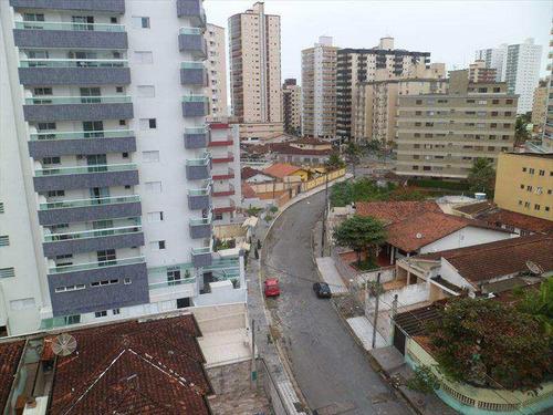 apartamento com 2 dorms, caiçara, praia grande - r$ 220.000,00, 58m² - codigo: 317601 - v317601