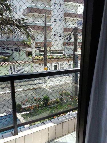 apartamento com 2 dorms, caiçara, praia grande - r$ 230.000,00, 80m² - codigo: 352201 - v352201