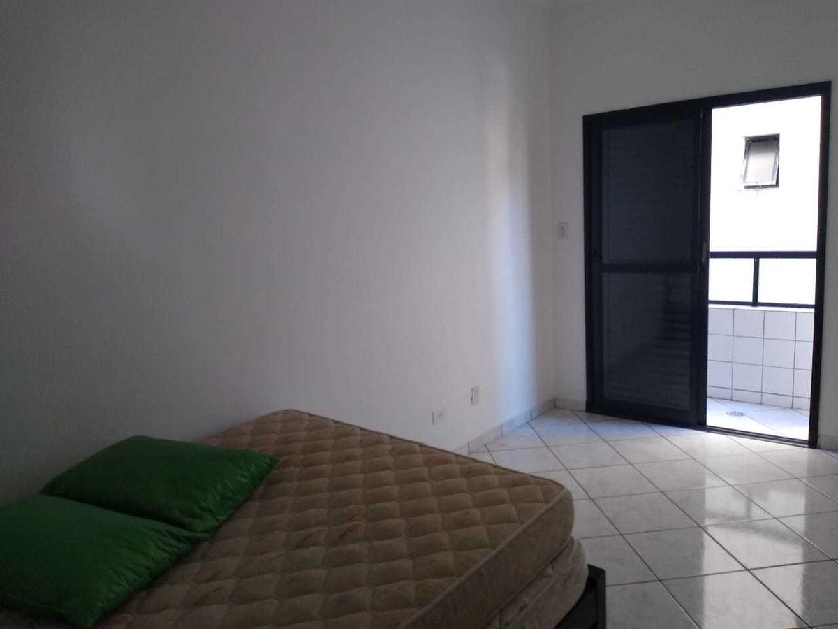 apartamento com 2 dorms, caiçara, praia grande - r$ 250 mil