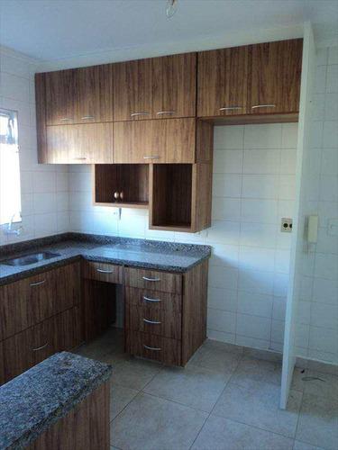 apartamento com 2 dorms, caiçara, praia grande - r$ 280.000,00, 80m² - codigo: 355201 - v355201