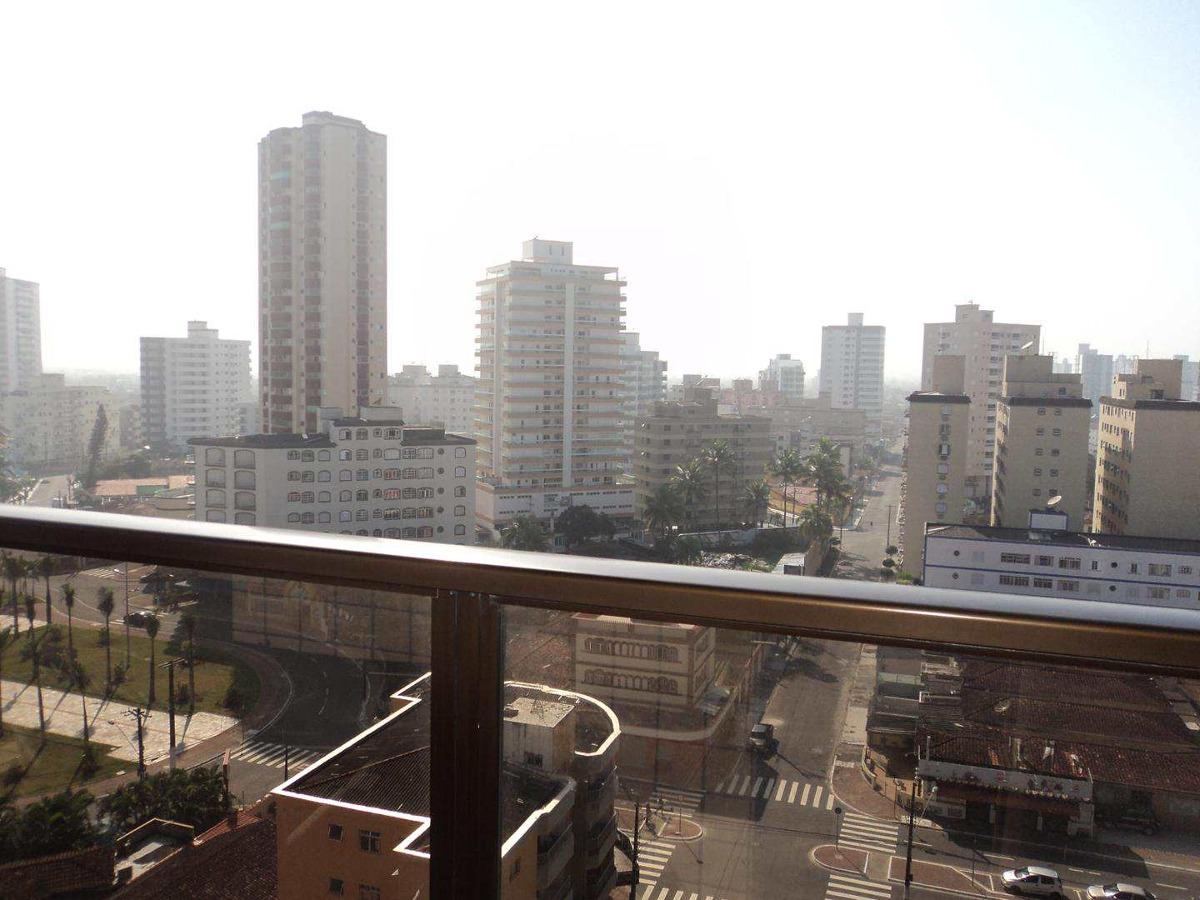 apartamento com 2 dorms, caiçara, praia grande - r$ 320.000,00, 83m² - codigo: 412376 - v412376