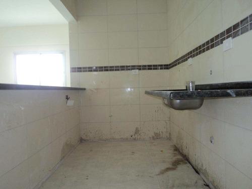 apartamento com 2 dorms, caiçara, praia grande - r$ 326.000,00, 71,9m² - codigo: 412564 - v412564