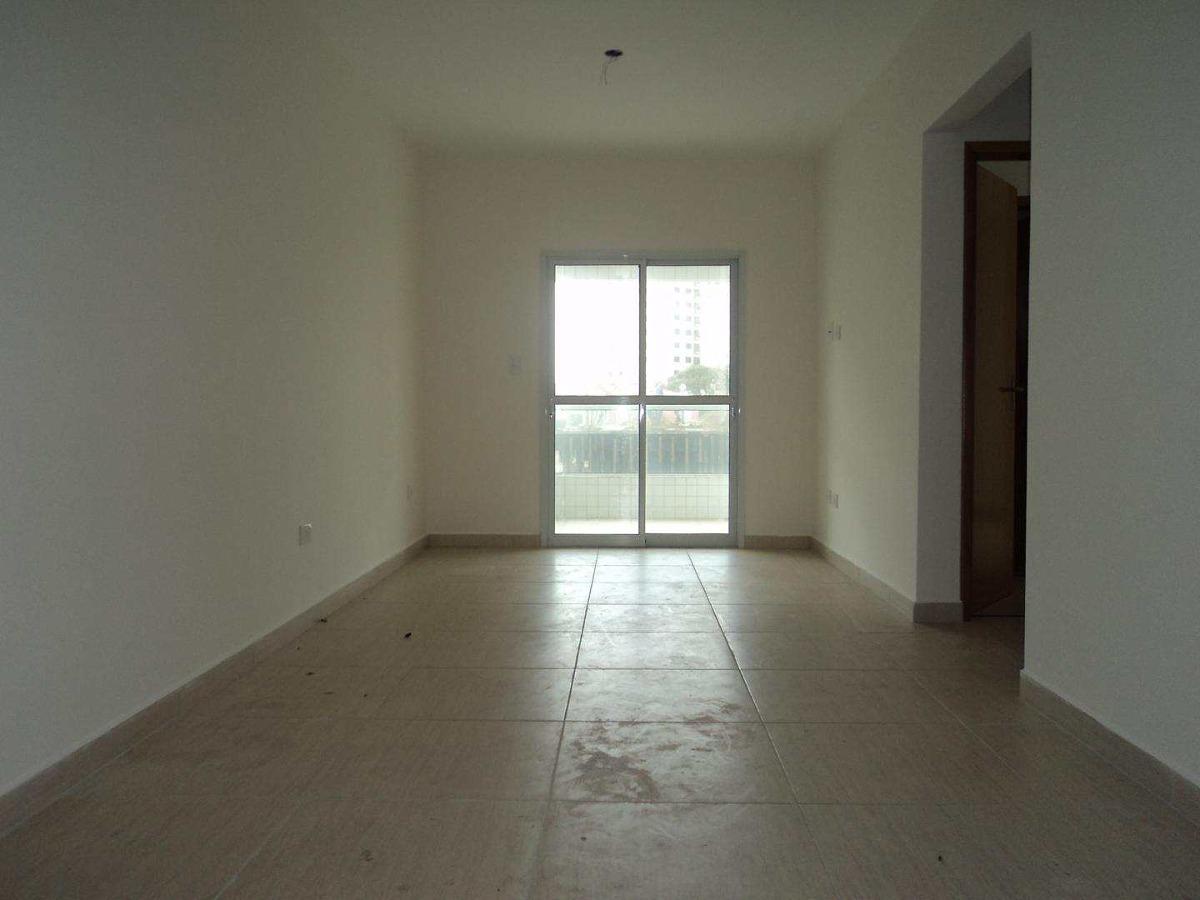 apartamento com 2 dorms, caiçara, praia grande - r$ 350.000,00, 74m² - codigo: 412551 - v412551