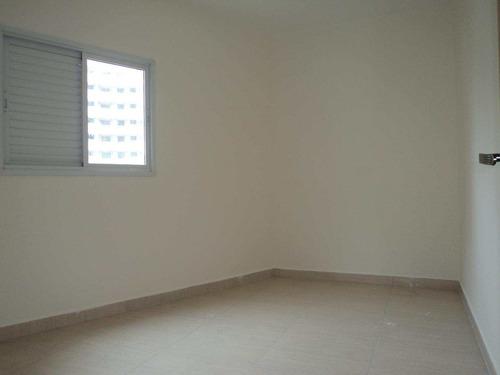 apartamento com 2 dorms, caiçara, praia grande - r$ 357.000,00, 71,9m² - codigo: 412573 - v412573