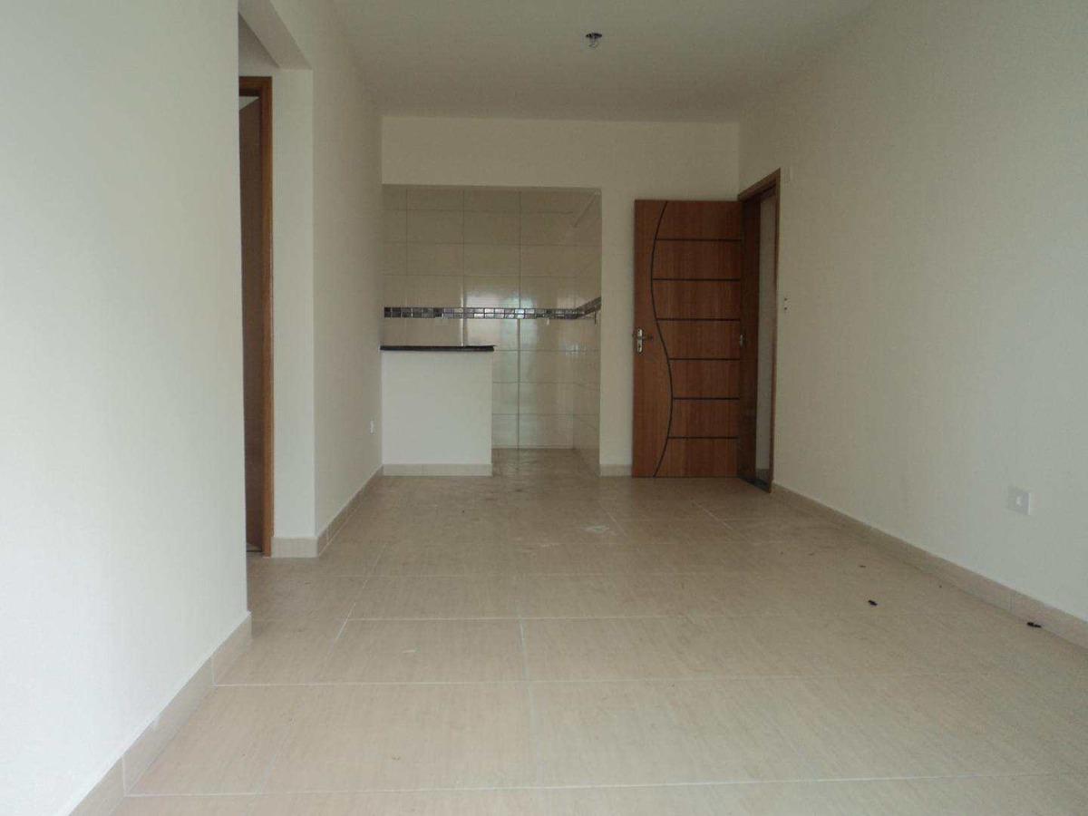 apartamento com 2 dorms, caiçara, praia grande - r$ 367.000,00, 74m² - codigo: 412553 - v412553