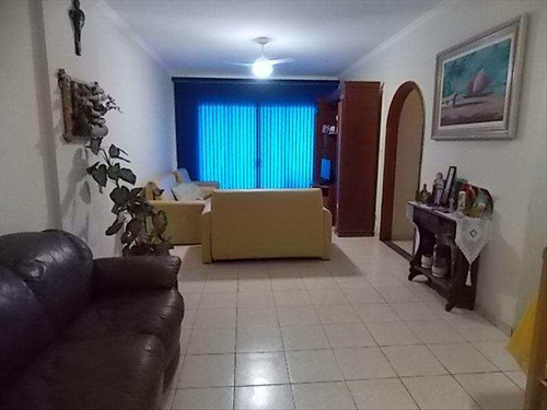 apartamento com 2 dorms, caiçara, praia grande - r$ 375.000,00, 112m² - codigo: 407600 - v407600