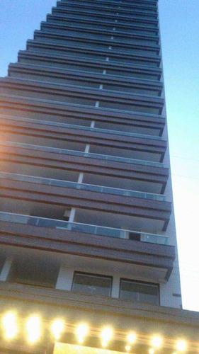apartamento com 2 dorms, caiçara, praia grande - r$ 475.000,00, 82,38m² - codigo: 412348 - v412348