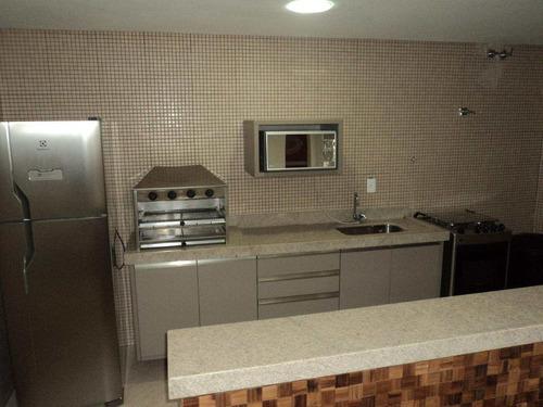 apartamento com 2 dorms, caiçara, praia grande - r$ 480.000,00, 95,14m² - codigo: 412470 - v412470