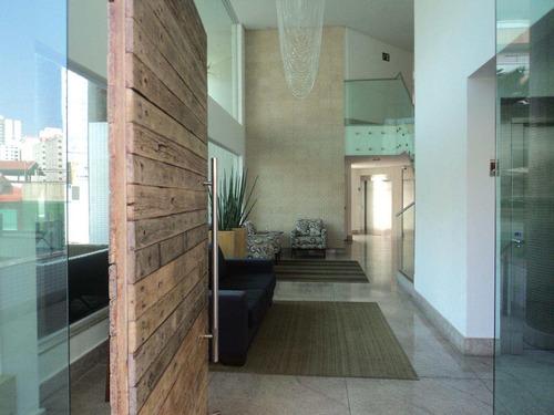 apartamento com 2 dorms, caiçara, praia grande - r$ 510.000,00, 95,04m² - codigo: 412471 - v412471