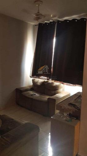 apartamento com 2 dorms, campos elíseos, ribeirão preto - r$ 155 mil, cod: 56172 - v56172