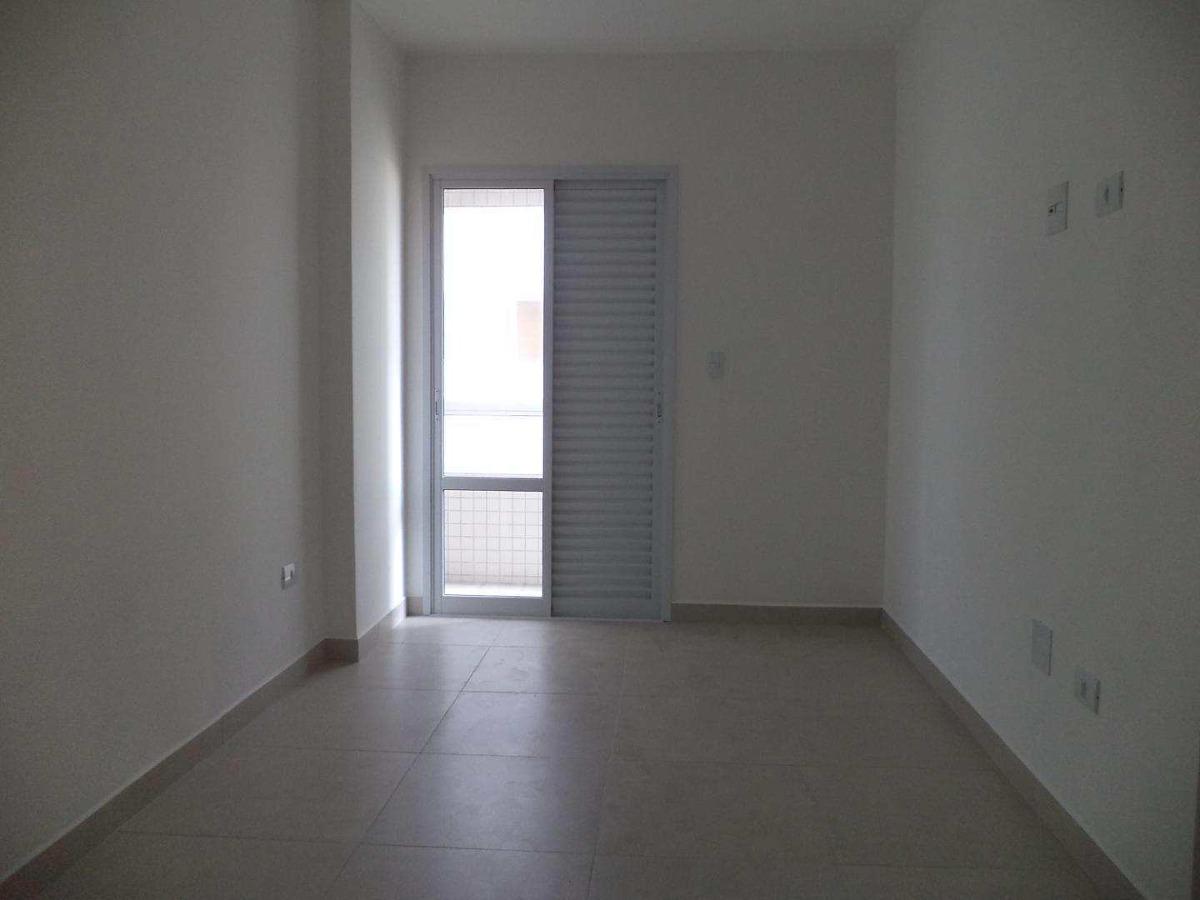 apartamento com 2 dorms, canto do forte, praia grande - r$ 426.581,00, 75,77m² - codigo: 413033 - v413033