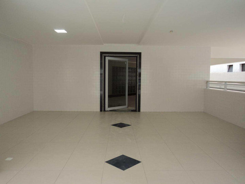apartamento com 2 dorms, canto do forte, praia grande - r$ 445.000,00, 95,24m² - codigo: 412713 - v412713