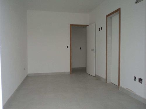 apartamento com 2 dorms, canto do forte, praia grande - r$ 465.000,00, 95,24m² - codigo: 412717 - v412717