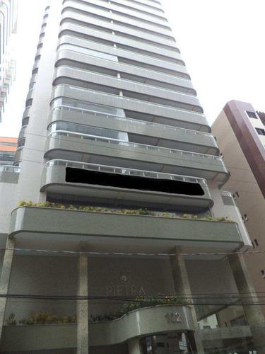 apartamento com 2 dorms, canto do forte, praia grande - r$ 467.581,00, 75,77m² - codigo: 413042 - v413042
