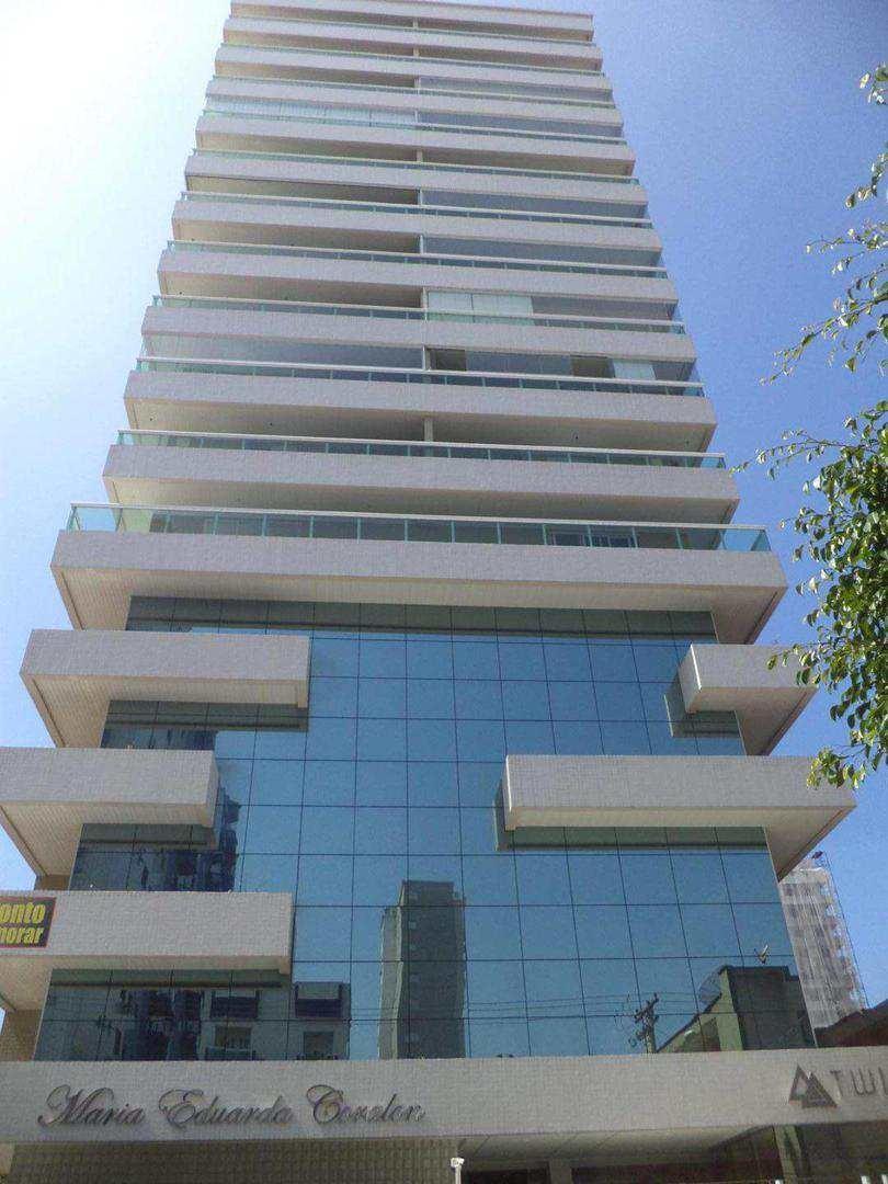 apartamento com 2 dorms, canto do forte, praia grande - r$ 480.000,00, 85m² - codigo: 413157 - v413157
