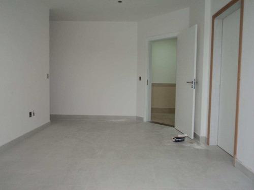 apartamento com 2 dorms, canto do forte, praia grande - r$ 490.000,00, 95,24m² - codigo: 412721 - v412721